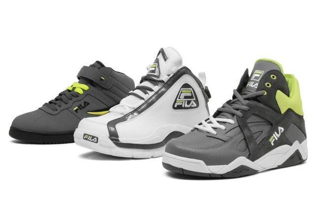 Fila Lime Punch Pack Group1 1