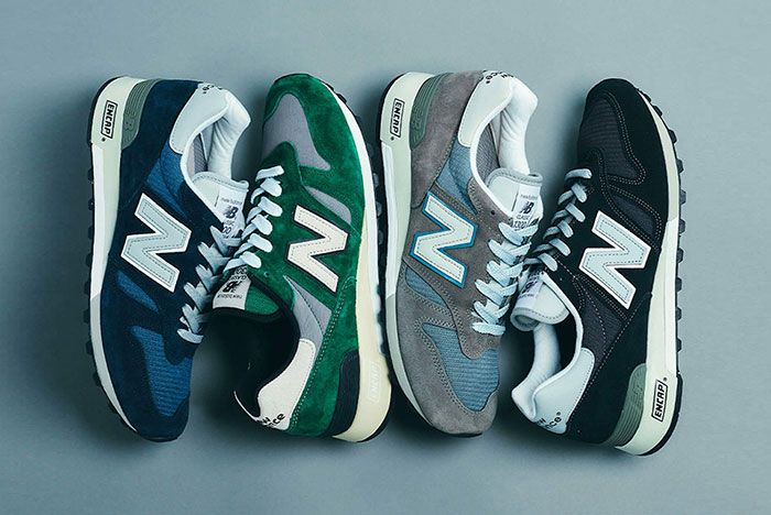 New Balance 1300 Black Grey Navy Green Release Info 1 Hero