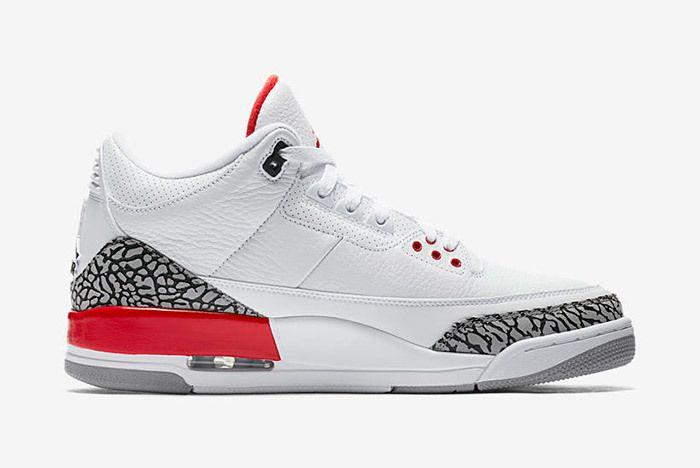 Air Jordan 3 Katrina 5