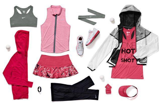 French Open Pack Feature Wmns Vika