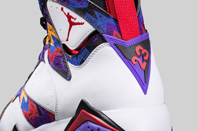 Air Jordan 7 Nothing But Net 3