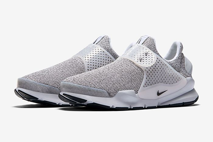 Nike Sock Dart Wmns Metro Grey 1