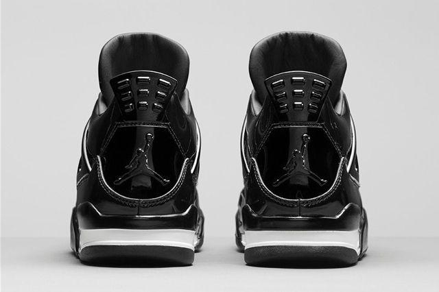 Jordan 11 Lab4 Black White 3