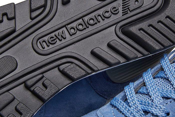 New Balance 576 Womens Blue 3