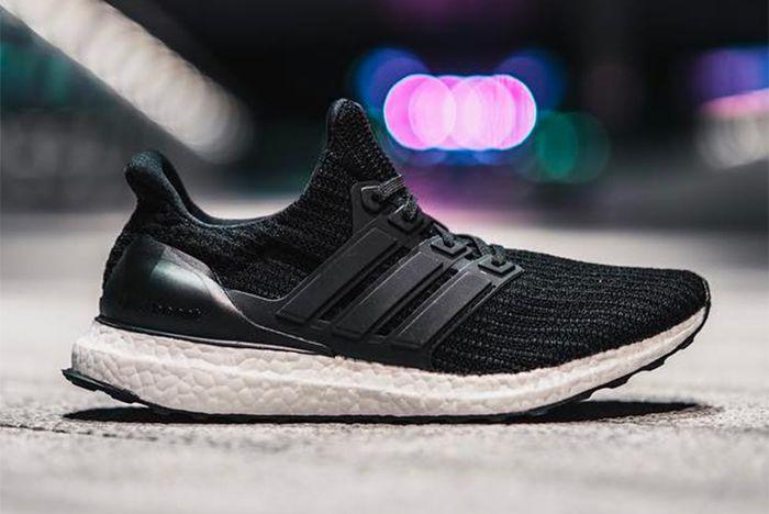 Adidas Ultraboost 4 0 Core Black 1