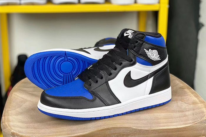Air Jordan 1 High Og Game Royal 555088 041 Release Date 3 Leaked 4