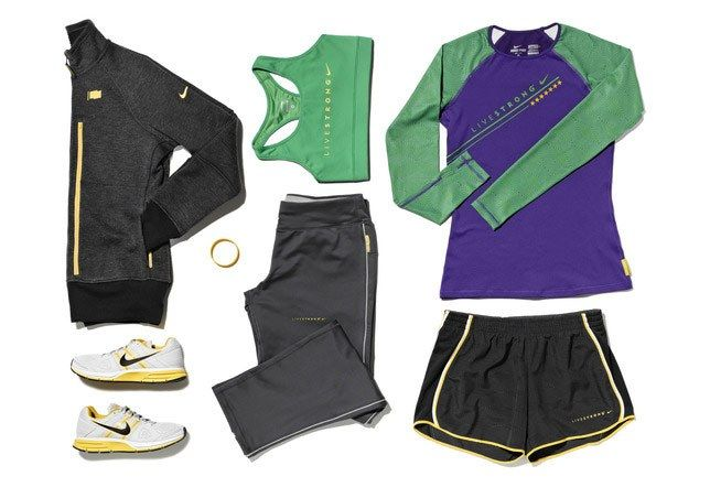 Nike Livestrong Holiday Collection 2