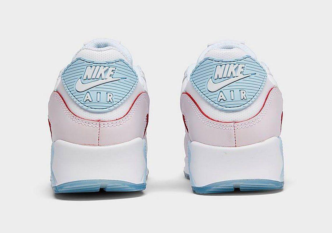 Nike Air Max 90 DIY Flare Heel