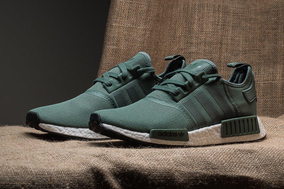 Adidas Nmd R1 Green2