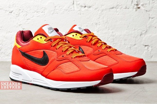 Nike Air Base Ii Challenge Red Laser Orange 2