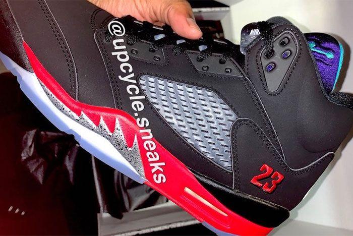Air Jordan 5 Top 3 Left