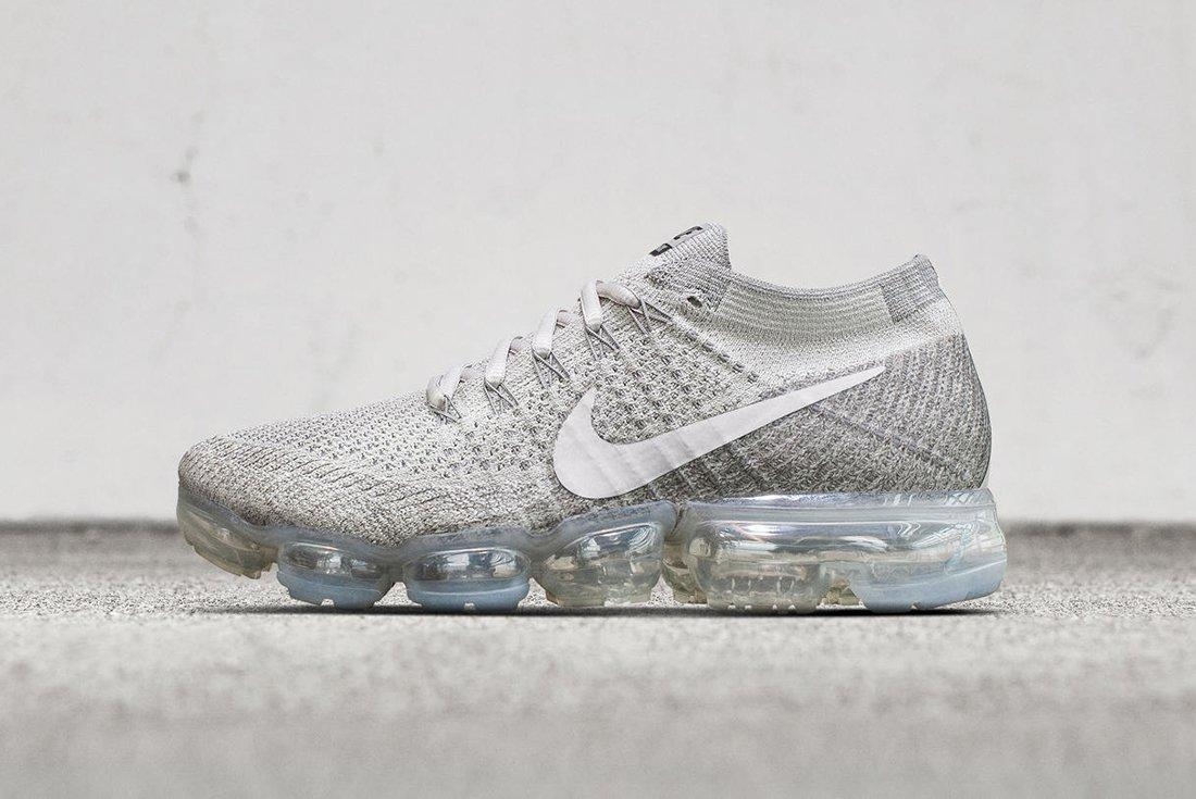 Nike Air Vapor Max Pale Grey