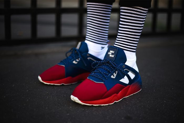 Paris Patriot Sneakerness X Puma Colab Interview 10