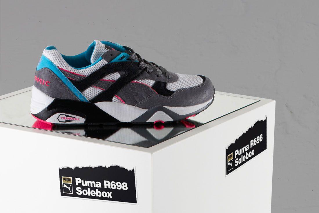 Solebox PUMA R698