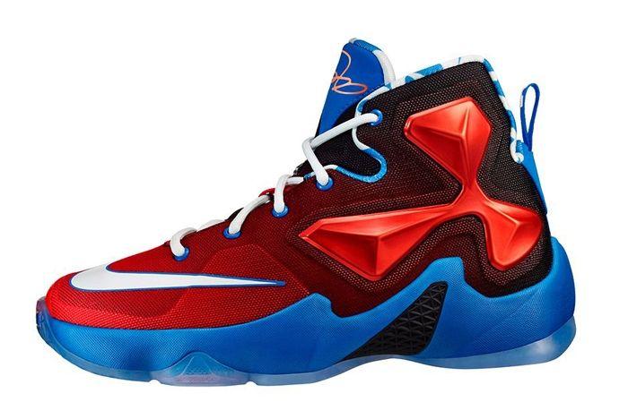 Nike Lebron 13 Kids Mini Hoop 5