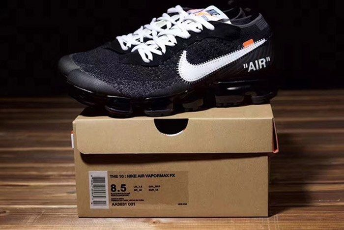 Off White Nike Air Vapormax 3