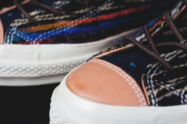 Converse Chuck Taylor All Star 70S Folk Patchwork Pack 3