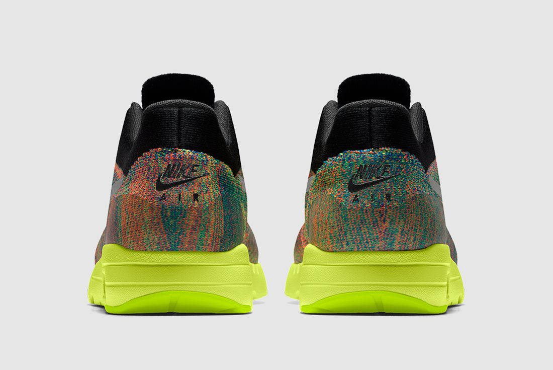 Nike Confirms Vapor Max And Air Max 1 Flyknit Nikei D Options For Air Max Day12