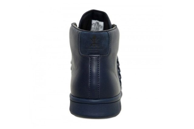 Adidas By Opening Ceremony Baseball Stan Smith Blk Heel