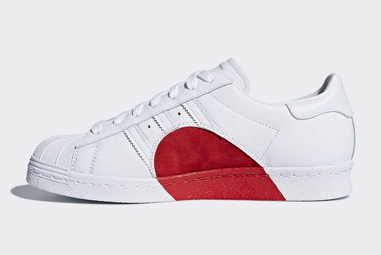 Adidas Superstar Valentines Day Cq3009 2