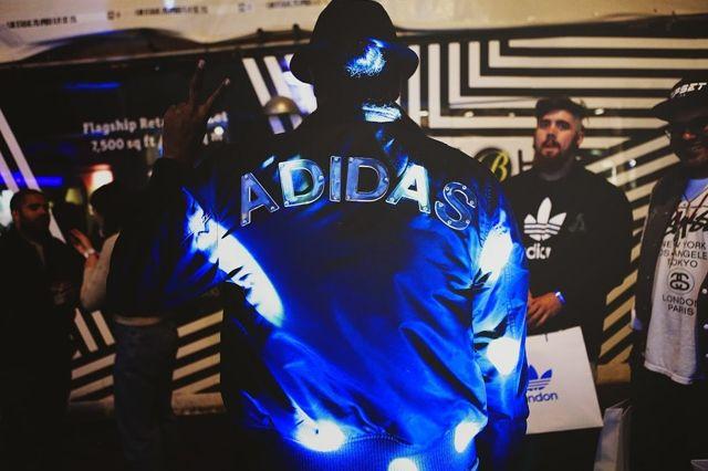 Adidas Originals London Store Opening 15