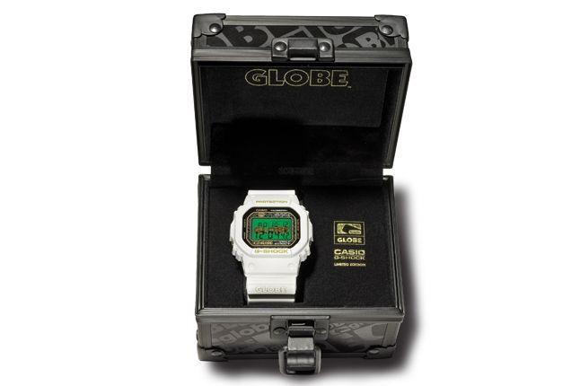 Gshock Watch Globe Packaging 11