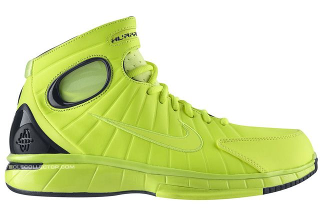 Nike Basketball Volt Pack Air Zoom Huarache 2K4 01 1