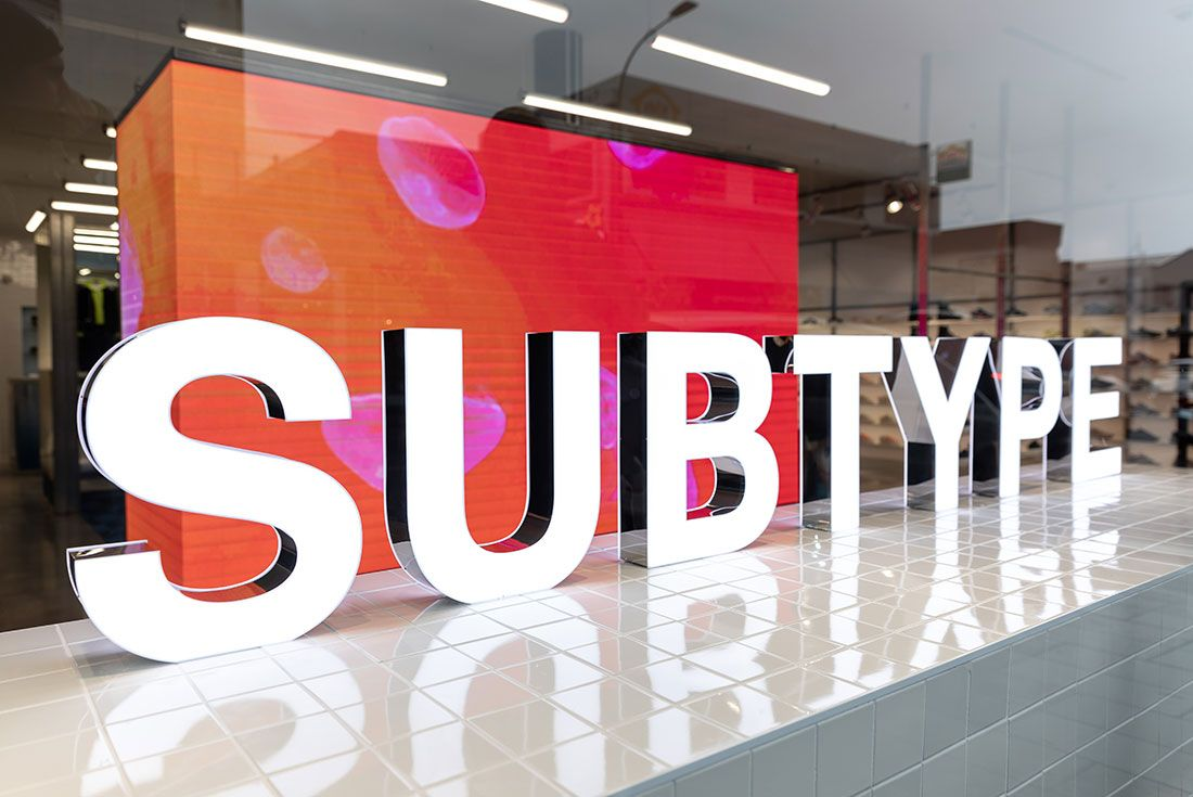 Subtype Auckland Opening Westfield Newmarket