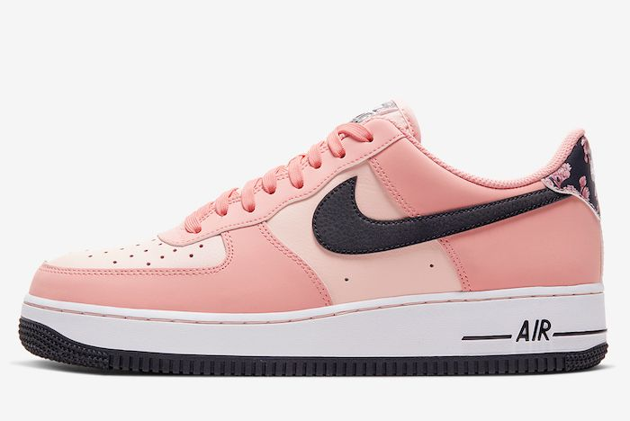 Nike Air Force 1 Low Pink Quartz 2