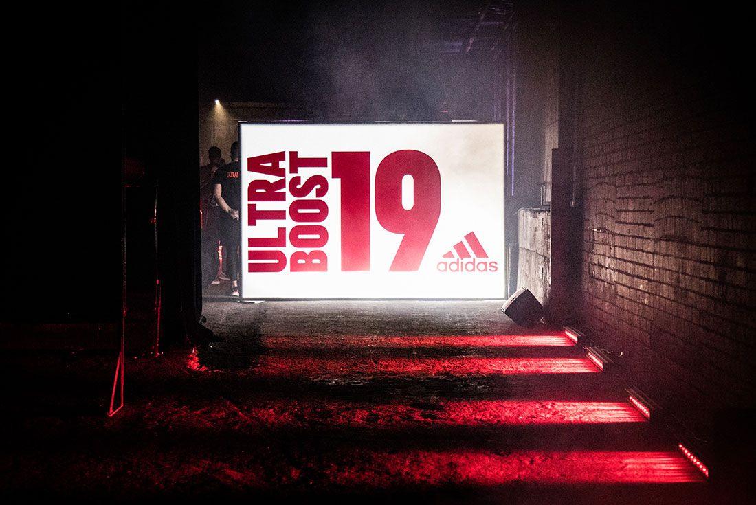 Adidas Ultraboost 19 Launch Intro