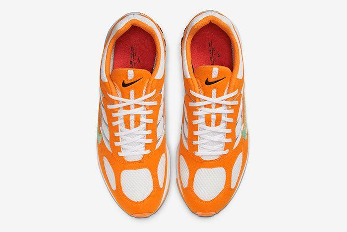 Nike Air Ghost Racer Orange Peel At5410 800 Top