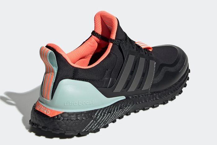 Adidas Ultraboost Guard Aqua Back