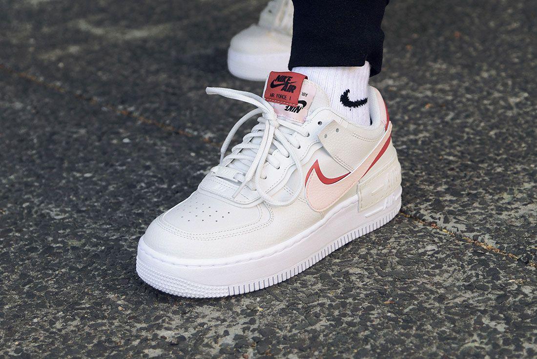 Nike Air Force 1 Shadow On Foot1