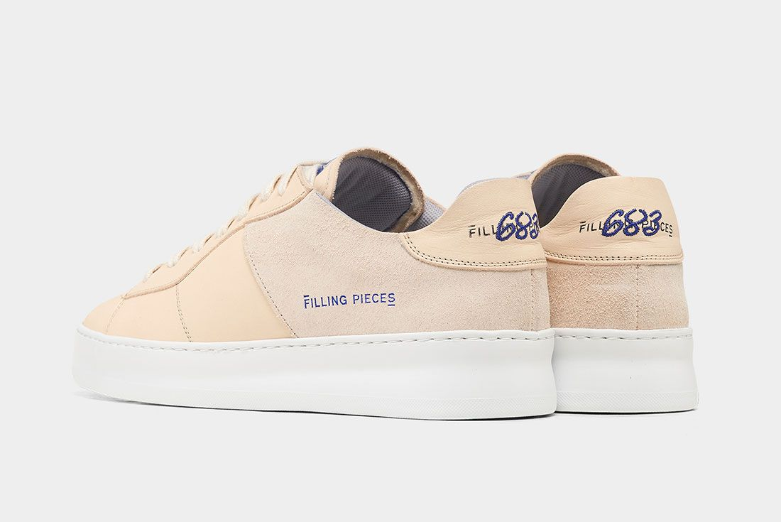 Filling Pieces Low Plain Court 683