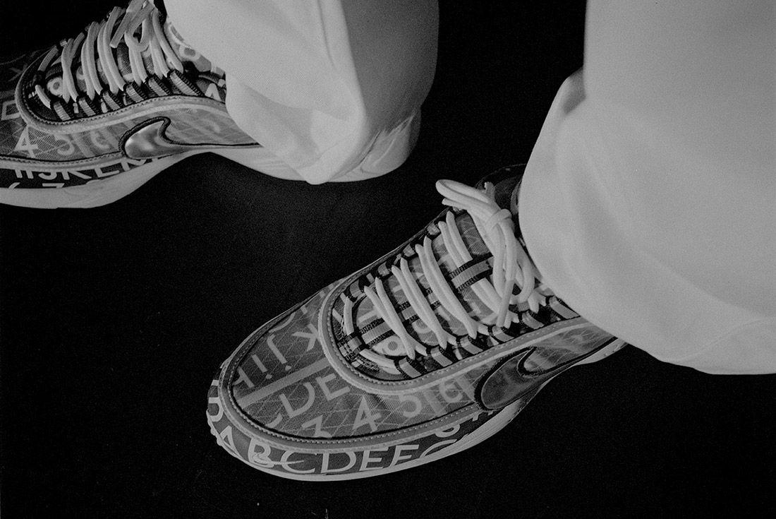 Roundel Nike Zoom Spiridon 11