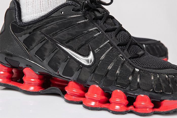Skepta Nike Shox Detail