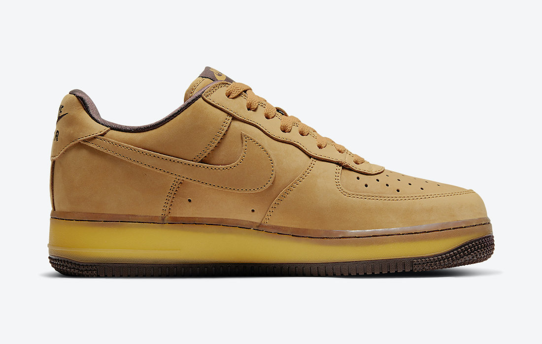 Nike Air Force 1 Wheat DC7504-700