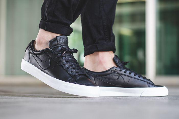 Nike Blazer Low Studio On Foot 1