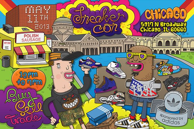 Sneaker Con Chicago May 2013 1