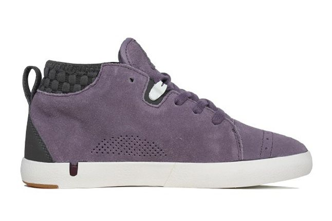 Nike Kenshin Chukka Ltr Purple Side Profile 1