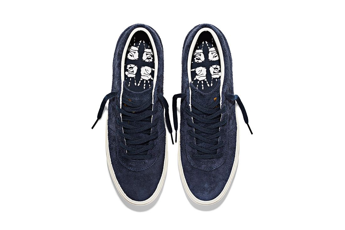 Sage Elsesser Converse Cons One Star Cc Pro Navy 2