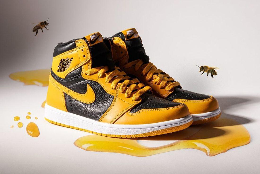 Air Jordan 1 Pollen