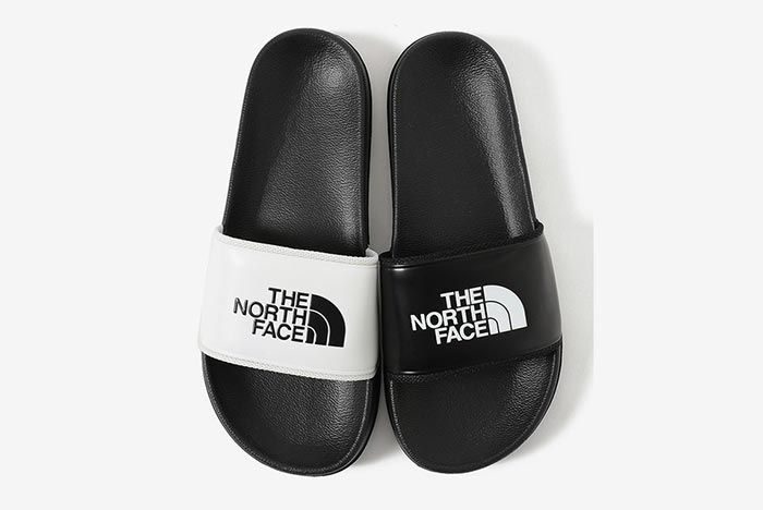 Beams The North Face Base Camp Slides Top Shot 3