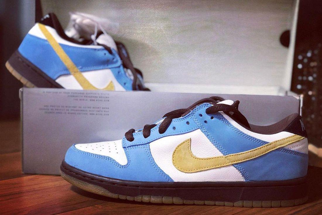 Nike SB Dunk Low 'Homer'