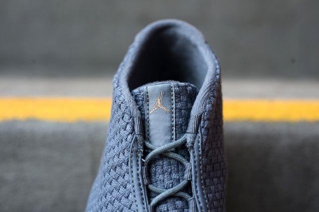 Air Jordan Future Cool Grey Bump 1