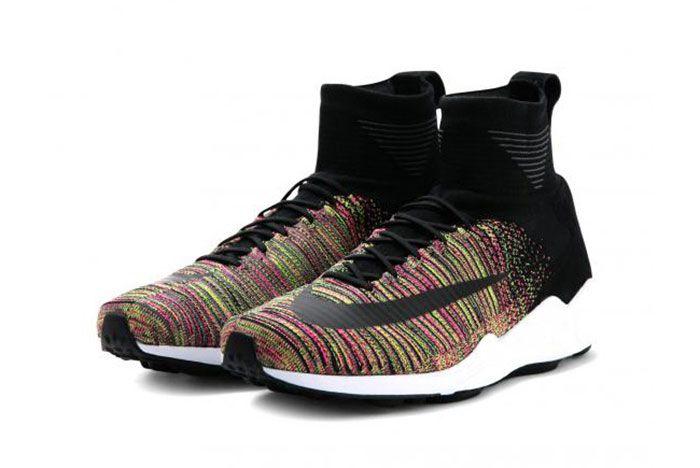 Nike Mercurial Ix Flyknit Multicolour 4