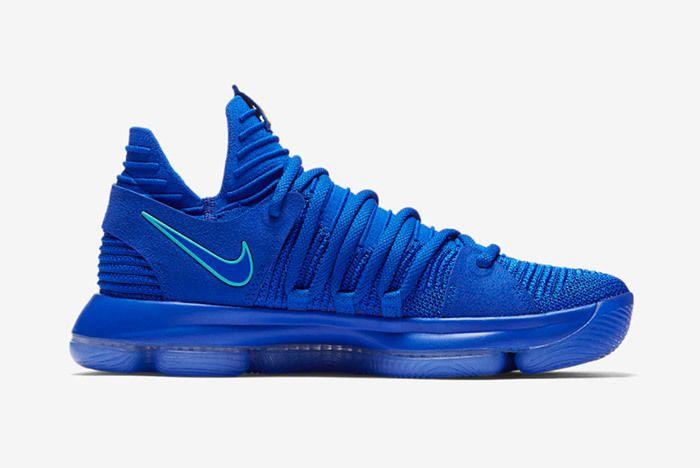 Nike Kd 10 Prosperity Blue 5