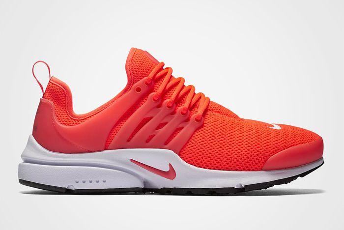 Nike Air Presto Total Crimson 2