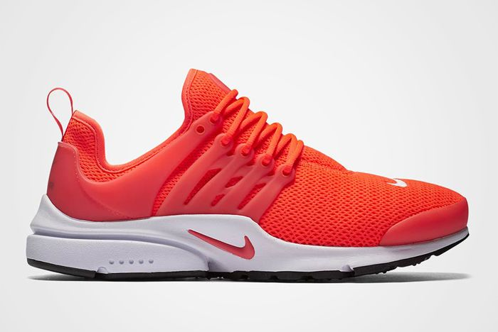 Nike Air Presto Total Crimson 2