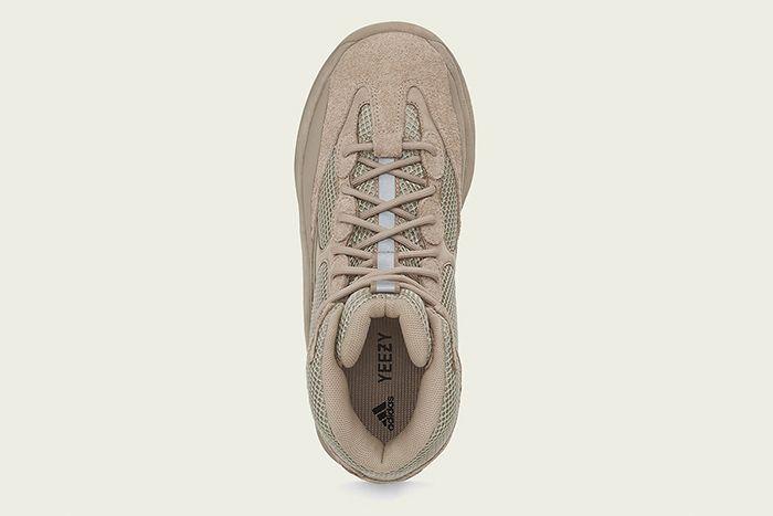 Adidas Yeezy Desert Boot Rock Release Date Top Down